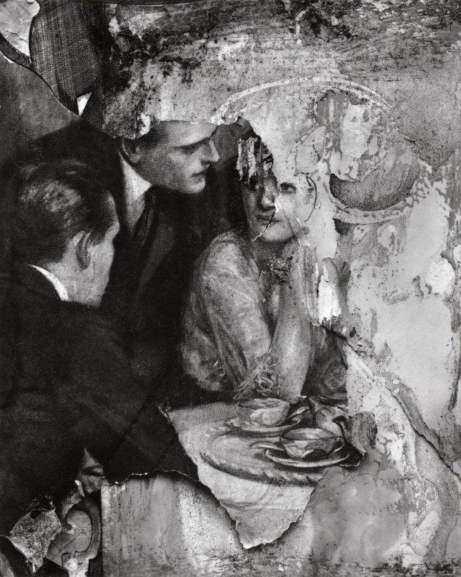Frederick Sommer. 'Venus, Jupiter and Mars' 1949