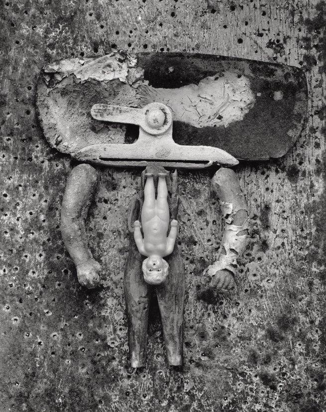 Frederick Sommer. 'Valise d'Adam' 1949