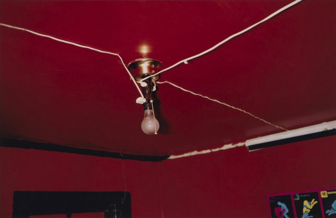 William Eggleston (American, born 1939) 'Untitled (Greenwood, Mississippi)' 1980