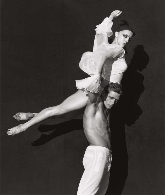 Herb Ritts (American, 1952-2002) 'Corp et Âmes - 14, Los Angeles' 1999