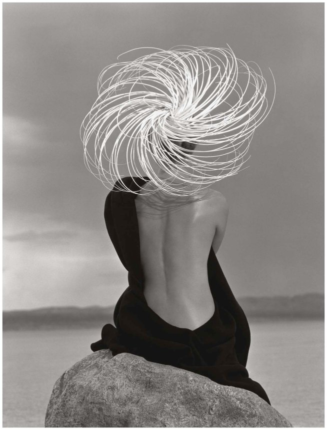 Herb Ritts (American, 1952-2002) 'Now and Zen 1, El Mirage' 1999