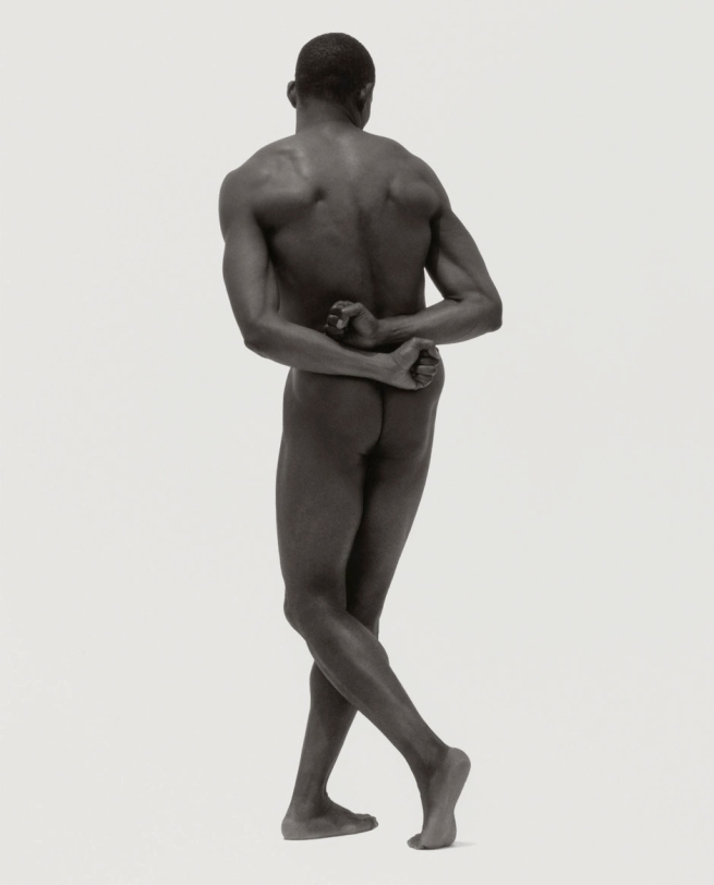Herb Ritts (American, 1952-2002) 'Bill T. Jones VI, Los Angeles' 1995