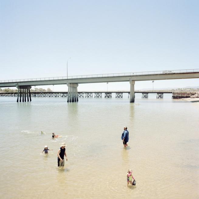 Katrin Koenning. '15 Port Augusta Bathers' 2013