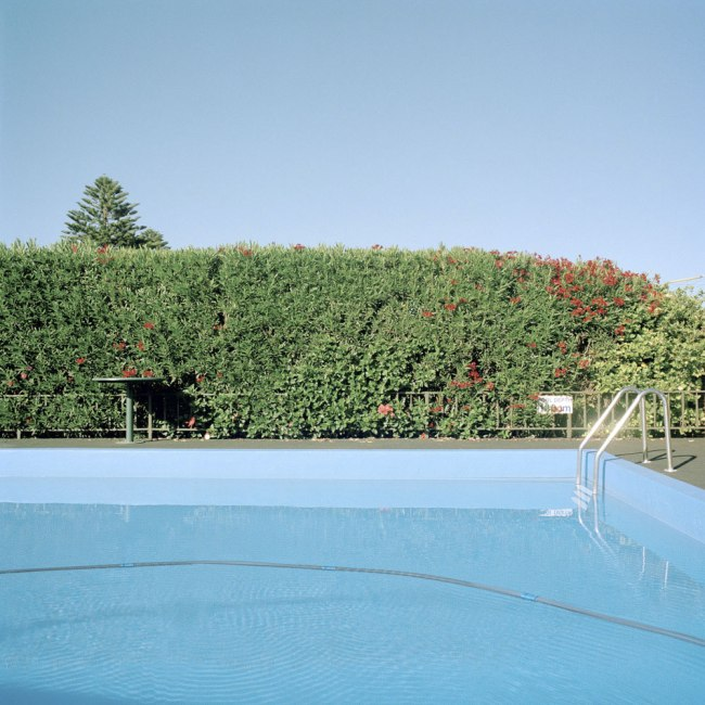 Katrin Koenning. 'Pool #2, Whyalla Foreshore Motel' 2013