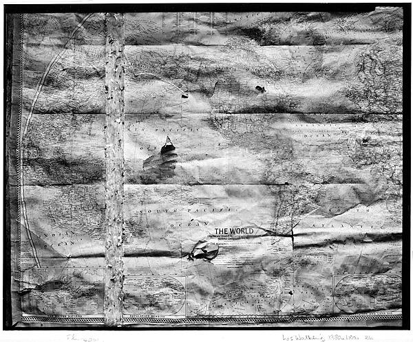 Les Walkling (Australia born 1953) 'Flypaper' 1980