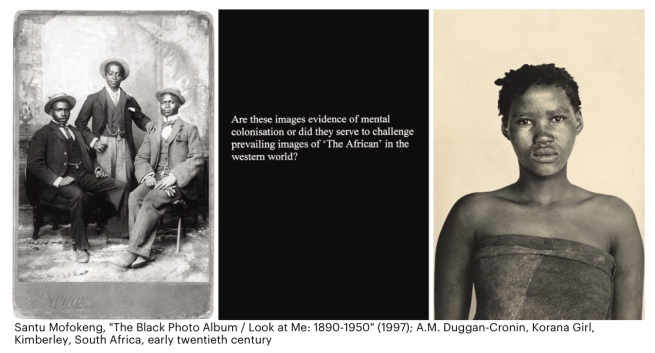 Santu Mofokeng. 'The Black Photo Album / Look at me: 1890-1950' 1997