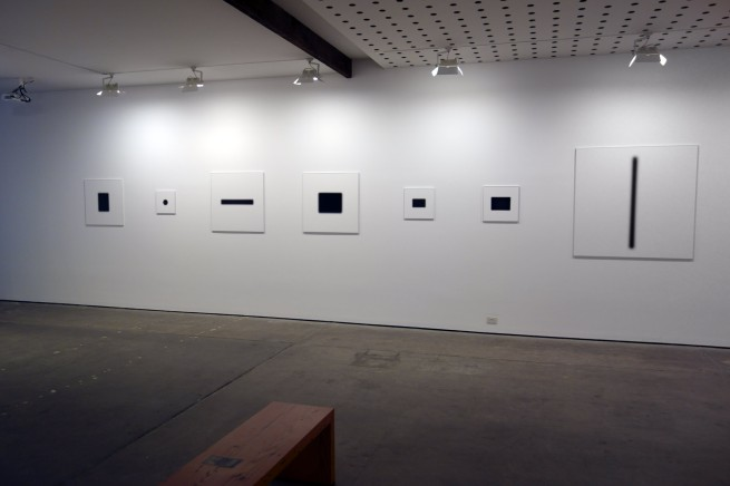 Installation views of Daniel von Sturmer 'After Images' at the Centre for Contemporary Photography (CCP)