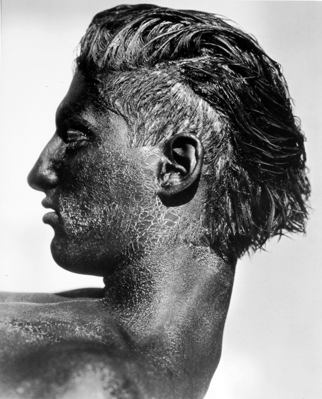 Herb Ritts (American, 1952-2002) 'Tony Ward' 1986