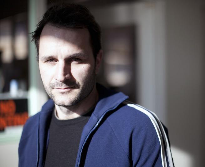 Portrait of Christian Lutz © Frédéric Choffat
