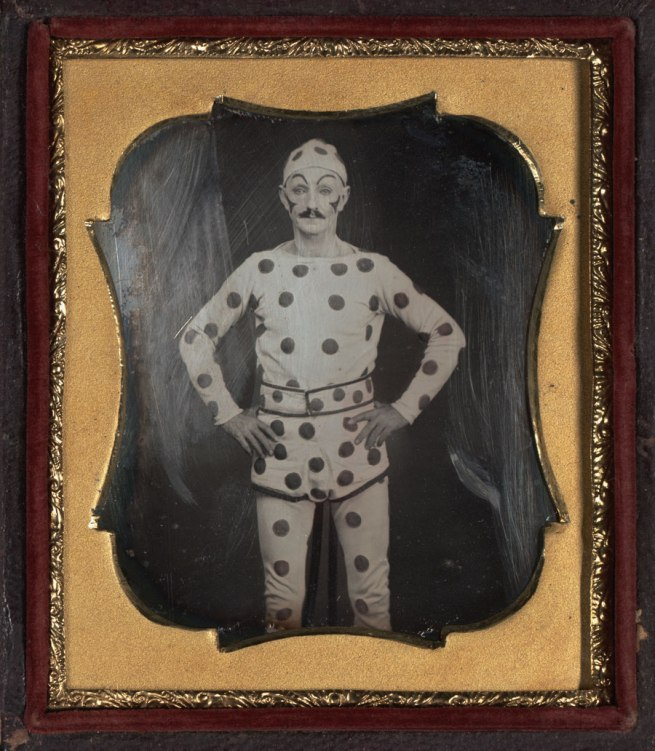 Unknown Maker (American) 'Clown' c. 1850-55