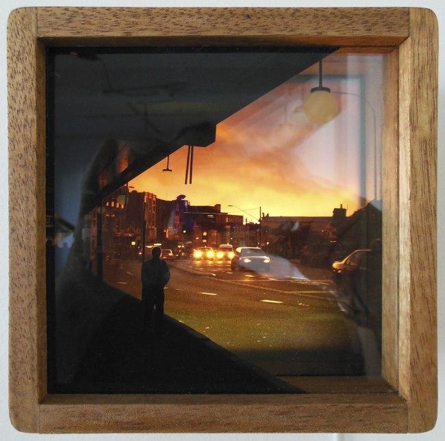 Perran Costi. 'Sunset on King Street' 2012
