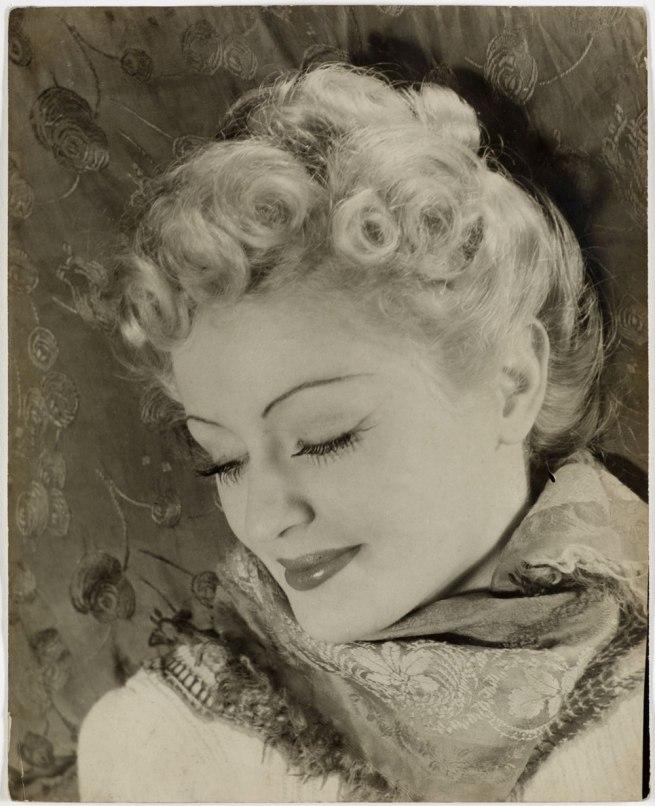 Otto Wols (Alfred Otto Wolfgang Schulze) 'Nicole Bouban, Autumn 1932 - October 1933 / january 1935-1937' 1937