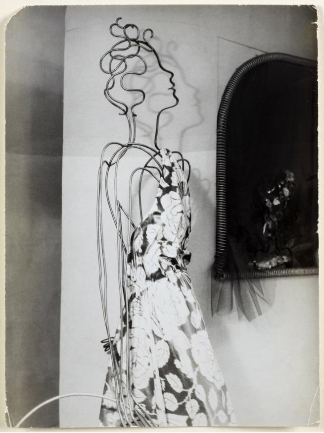 Otto Wols (Alfred Otto Wolfgang Schulze) 'Untitled (The Swiss Pavilion - Drahtfigurine)' 1937