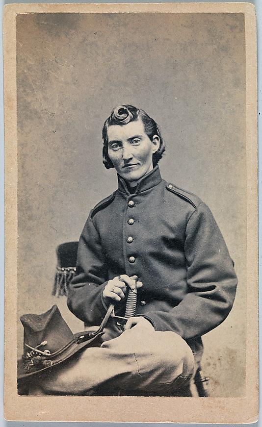Samuel Masury (American, 1818-1874) 'Frances Clalin Clayton' 1864-66