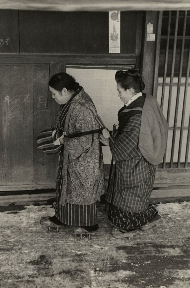 Hiroshi Hamaya (Japanese, 1915 - 1999) 'Blind Musicians, Niigata Prefecture' 1956