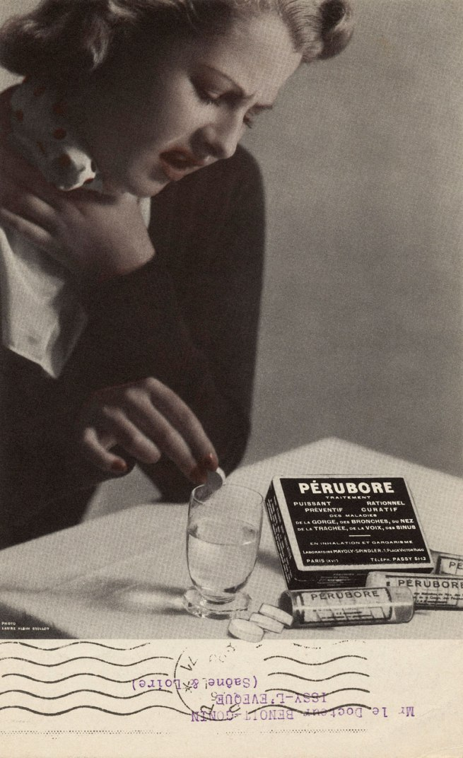 Laure Albin Guillot (1879-1962) 'Off-print for the Mayoly-Spindler laboratory, Paris' c. 1940