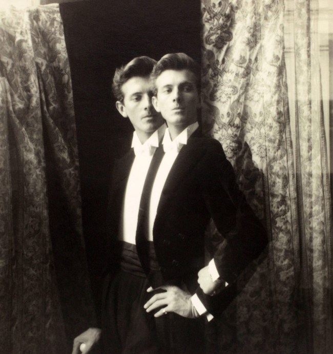 Laure Albin Guillot (1879-1962) 'Hubert de Givenchy' 1948