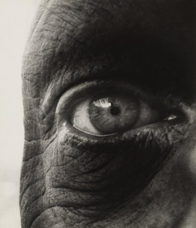 Bill Brandt (British, born Germany. 1904-1983) 'Jean Dubuffet' 1960