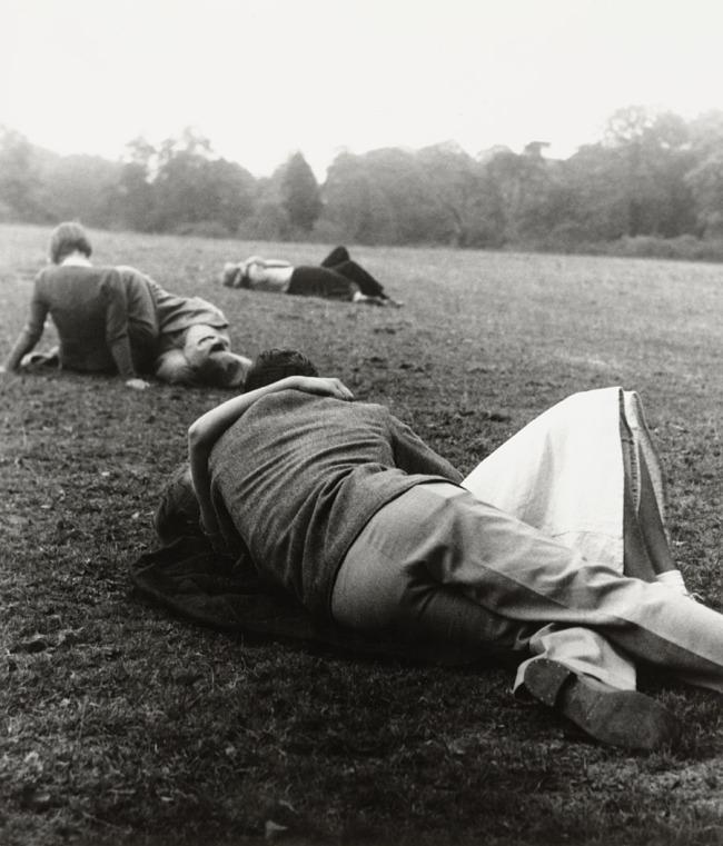 Bill Brandt (British, born Germany. 1904-1983) 'Evening in Kenwood' c. 1934
