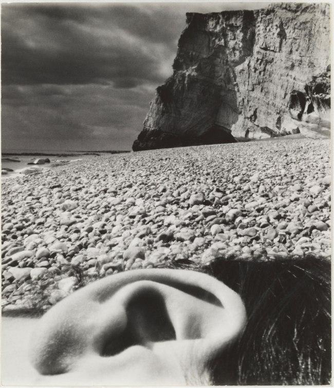Bill Brandt (British, born Germany. 1904-1983) 'Seaford, East Sussex Coast' 1957