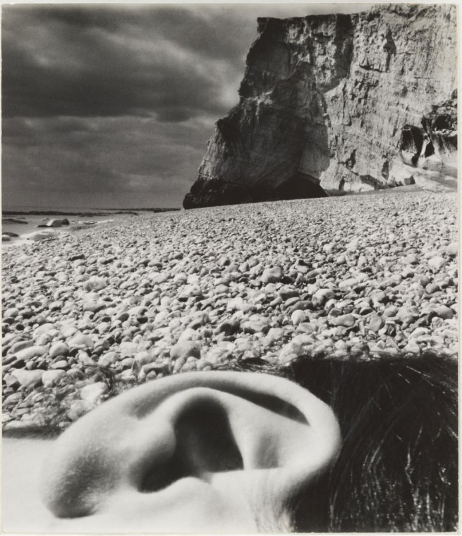 Bill Brandt (British, born Germany. 1904-1983) 'Seaford, East Sussex Coast' 1957