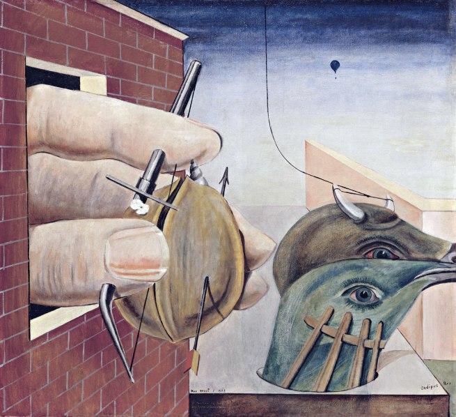 Max Ernst. 'Oedipus Rex' 1922