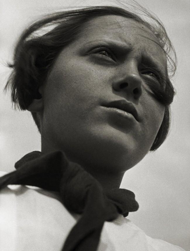 Alexander Rodchenko. 'Pioneer' 1930