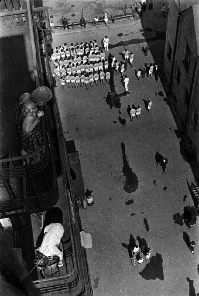 Alexander Rodchenko. 'They gathered for the demonstration' 1928