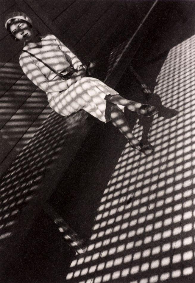 Alexander Rodchenko. 'Girl with Leica' 1934