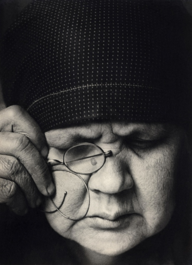 Alexander Rodchenko. 'Portrait of the Artist's Mother' 1924