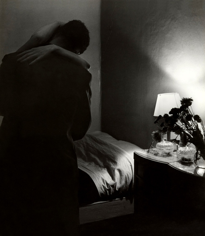 Bill Brandt (British, born Germany. 1904-1983) 'Soho Bedroom' 1934