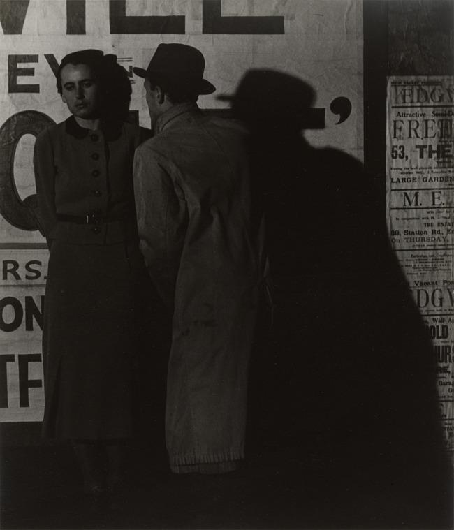 Bill Brandt (British, born Germany. 1904-1983) 'Street Scene, London' 1936