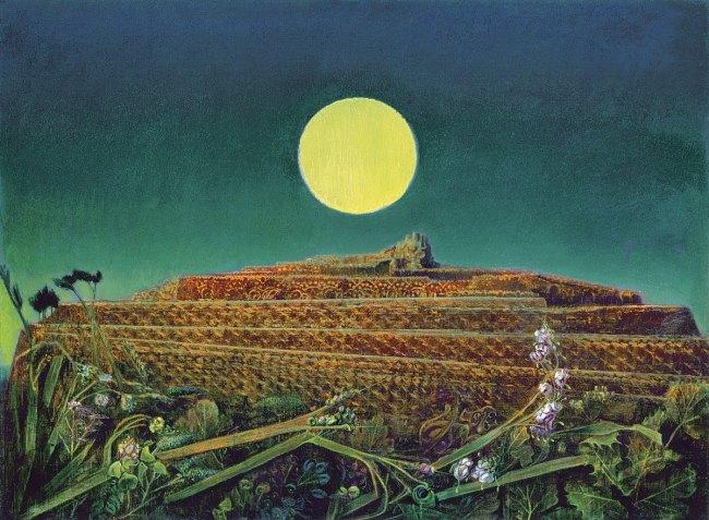 Max Ernst. The Entire City La ville entière 1935/36