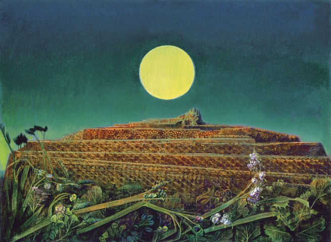 Max Ernst. The Entire City La ville entière 1935/36