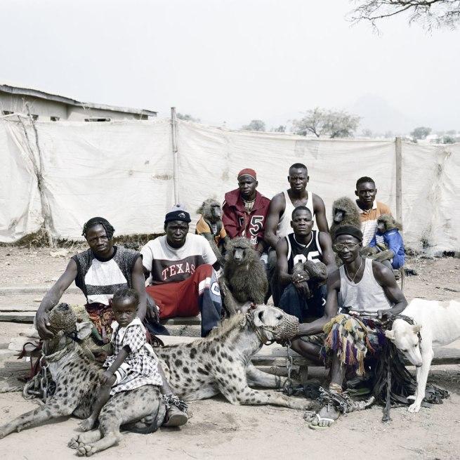 Pieter Hugo. 'The Hyena Men of Abuja, Nigeria' 2005
