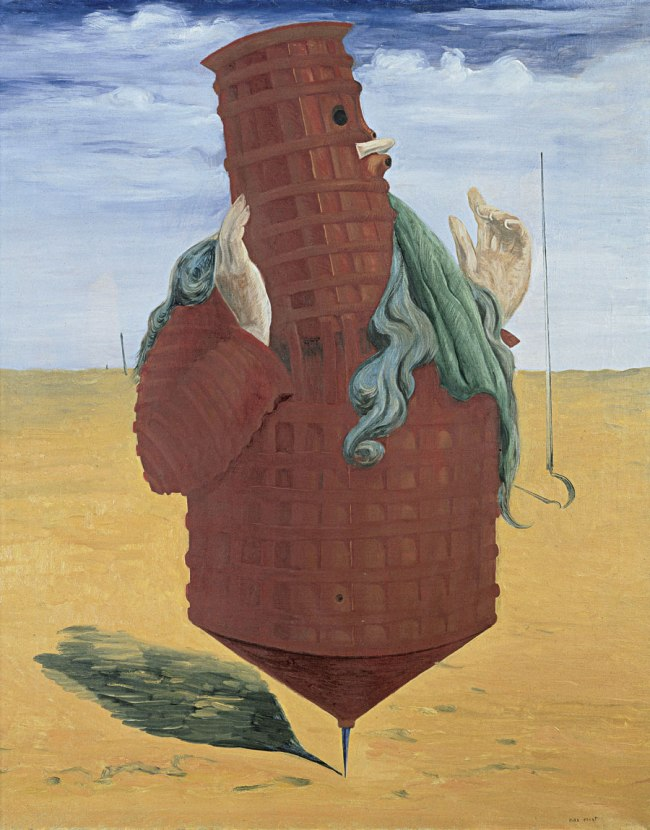 Max Ernst. 'Ubu Imperator' 1923