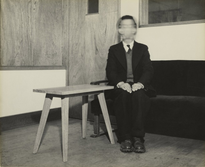 Kansuke Yamamoto (Japanese, 1914 - 1987) 'My Thin-aired Room' 1956
