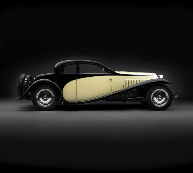 'Bugatti Type 46 Semi-profile Coupe' 1930