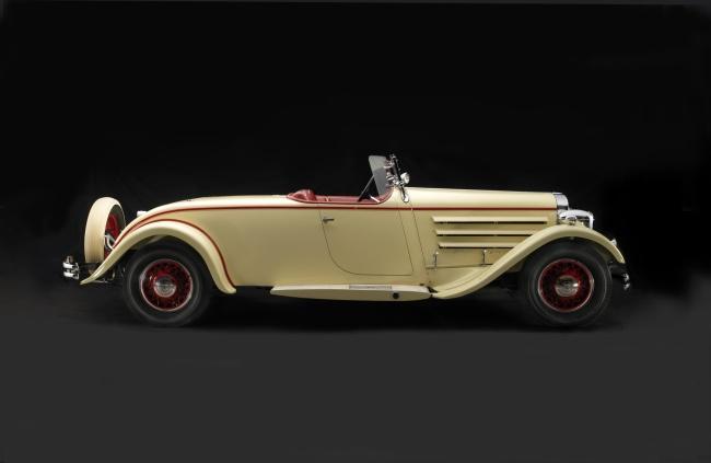 'Jordan Model Z Speedway Ace Roadster' 1930