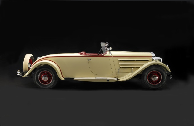'Jordan Model Z Speedway Ace Roadster' 1930