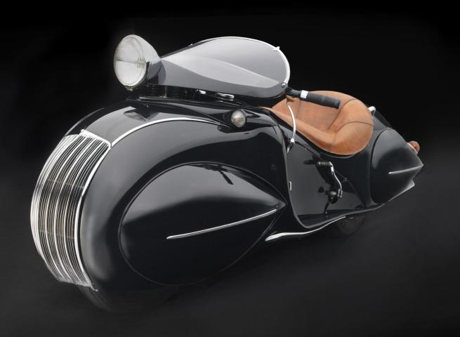 'Henderson KJ Streamline' 1930