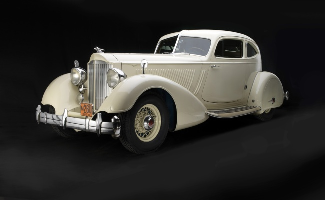 'Packard Twelve Model 1106 Sport Coupe by LeBaron' 1934