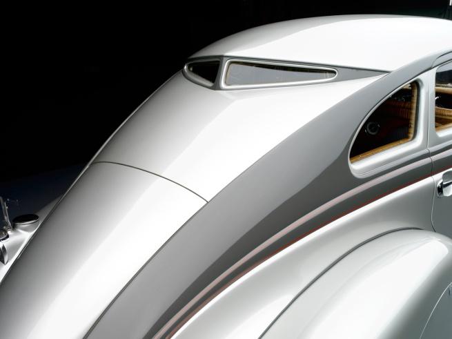'Pierce-Arrow Silver Arrow Sedan' 1933