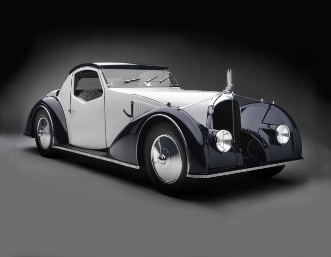 'Voisin Type C27 Aérosport Coupe' 1934