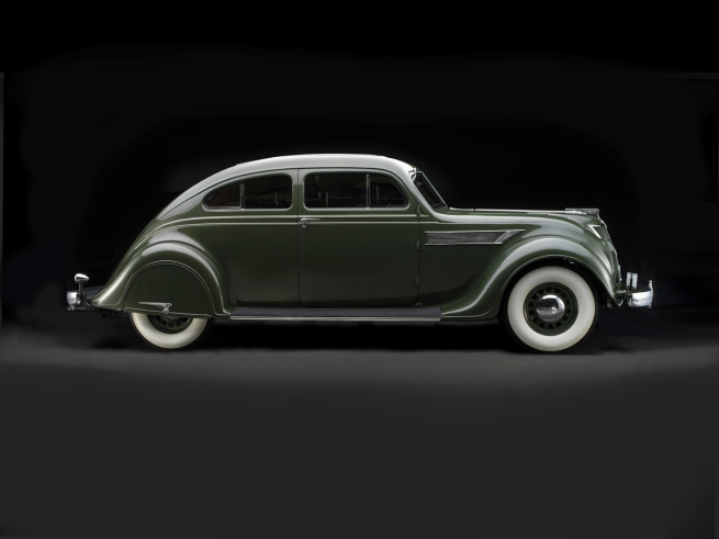 'Chrysler Imperial Model C-2 Airflow Coupe' 1935