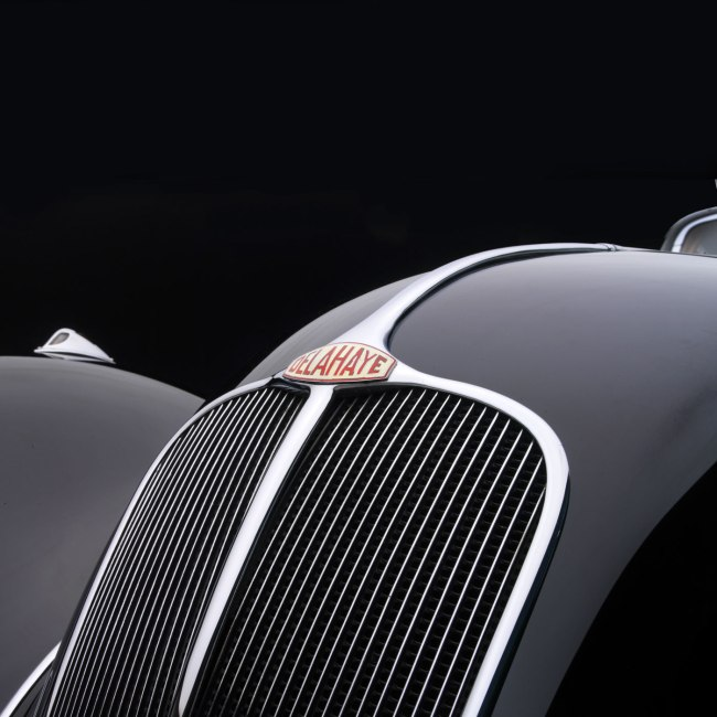 'Delahaye 135M Figoni & Falaschi Competition Coupe' 1936