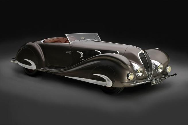 'Delahaye 135MS Roadster' 1937