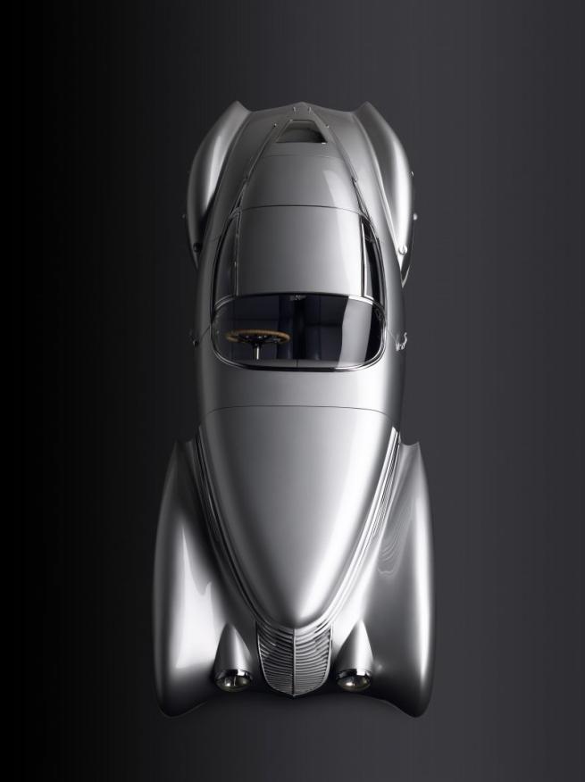 "'Hispano-Suiza H6B Dubonnet ""Xenia"" Coupe' 1938"