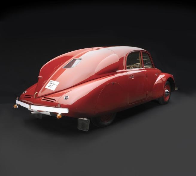 'Tatra T97' 1938
