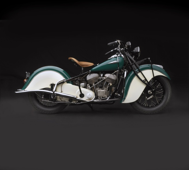'Indian Chief' 1940